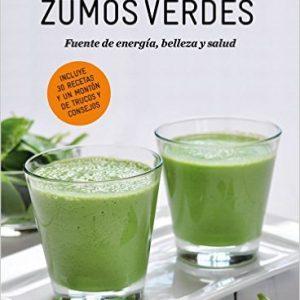 Libro de zumos verdes